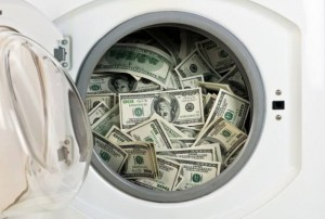 Laundry Fundraiser Money